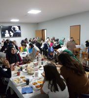 Wanheimerort'ta iftar