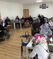 DITIB Duisburg Wanheimerort´ta kadınlar toplantısı